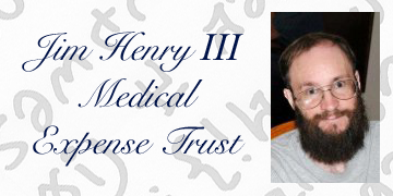 Jim Henry III Medical Expense Trust